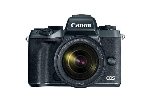 Die Canon EOS M5 Systemkamera