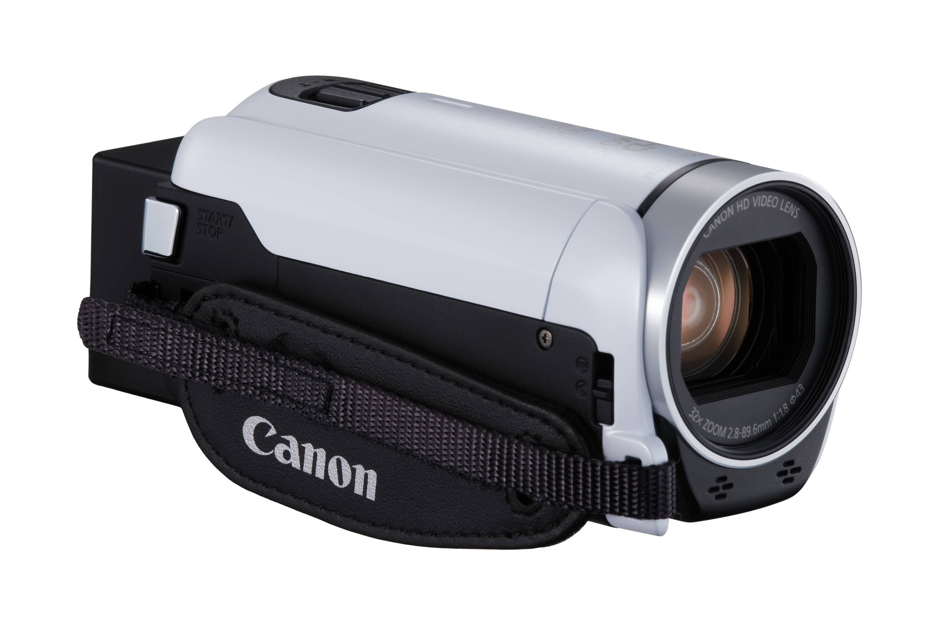 Canon LEGRIA HF R806 Camcorder 7,5cm/3'' Full-HD Baby Modus Zoom-Assistent für 239,00 Euro