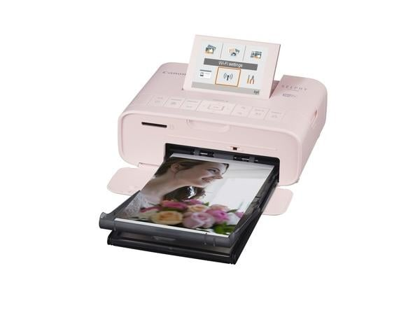 Canon SELPHY CP1300 mobiler Fotodrucker 8,1cm Display WLAN AirPrint für 139,99 Euro