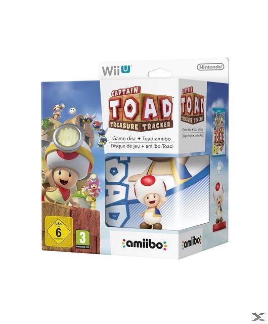 Captain Toad Treasure Tracker Special Edition + amiibo (Nintendo Wii U) für 33,00 Euro