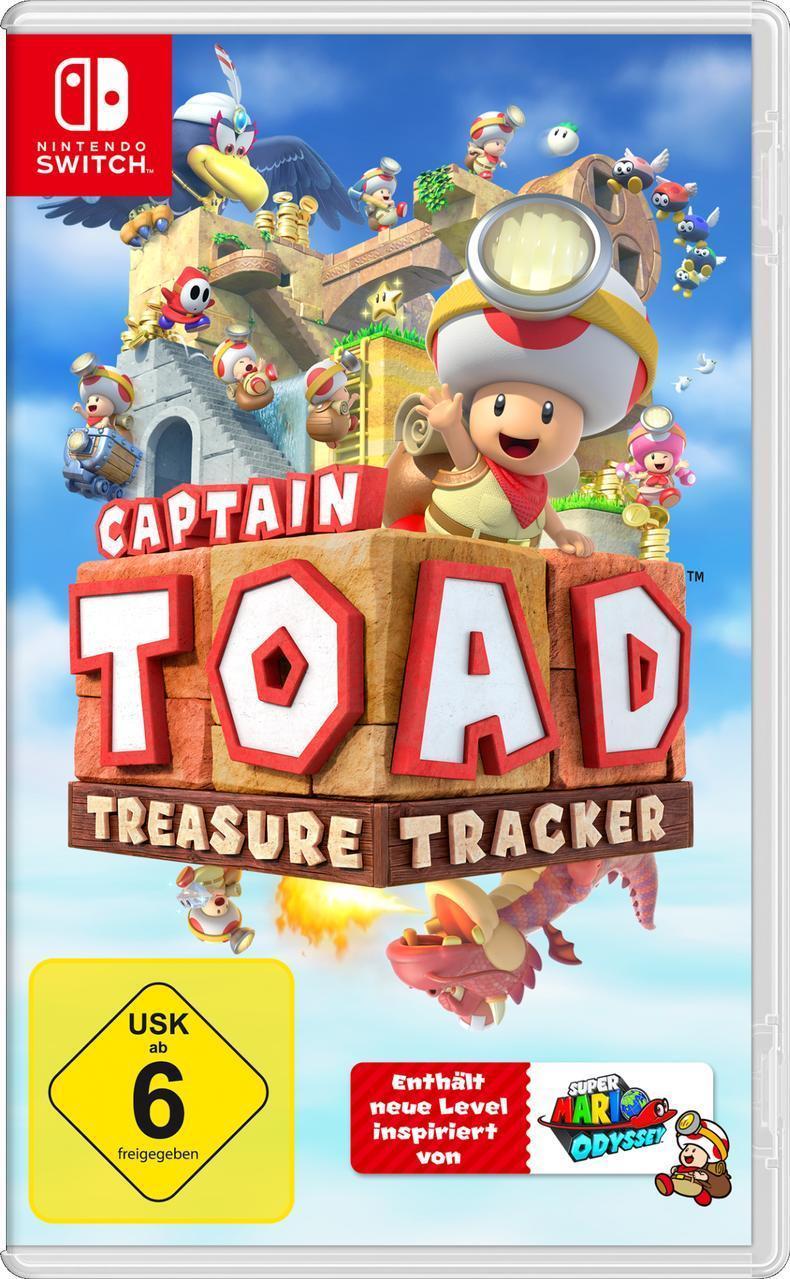 Captain Toad: Treasure Tracker (Nintendo Switch) für 39,99 Euro