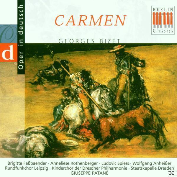 Carmen (QS,Deutsch) (Patane) für 8,76 Euro