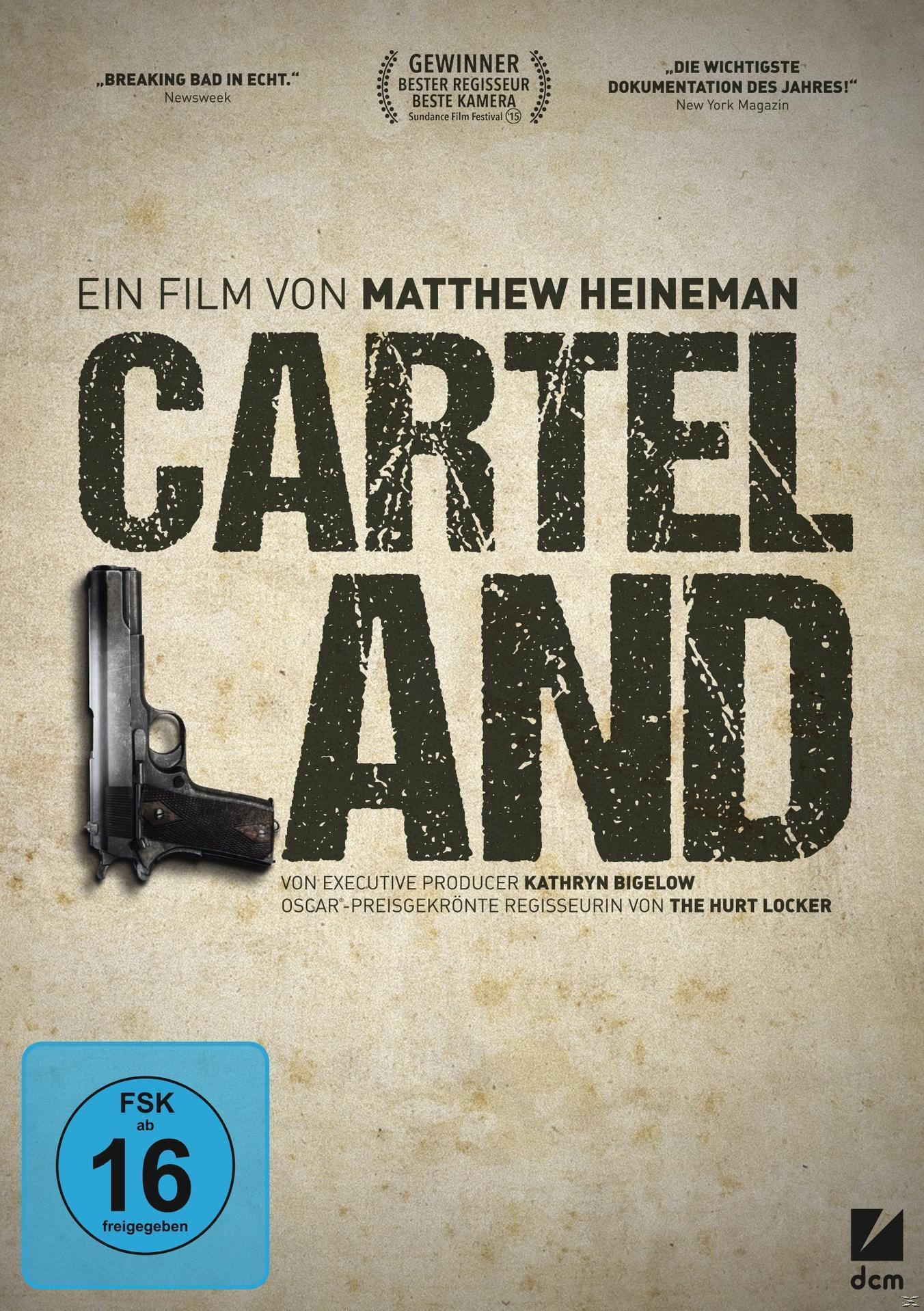 Cartel Land (DVD) für 7,99 Euro