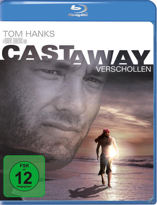 Cast Away - Verschollen (BLU-RAY) für 8,99 Euro