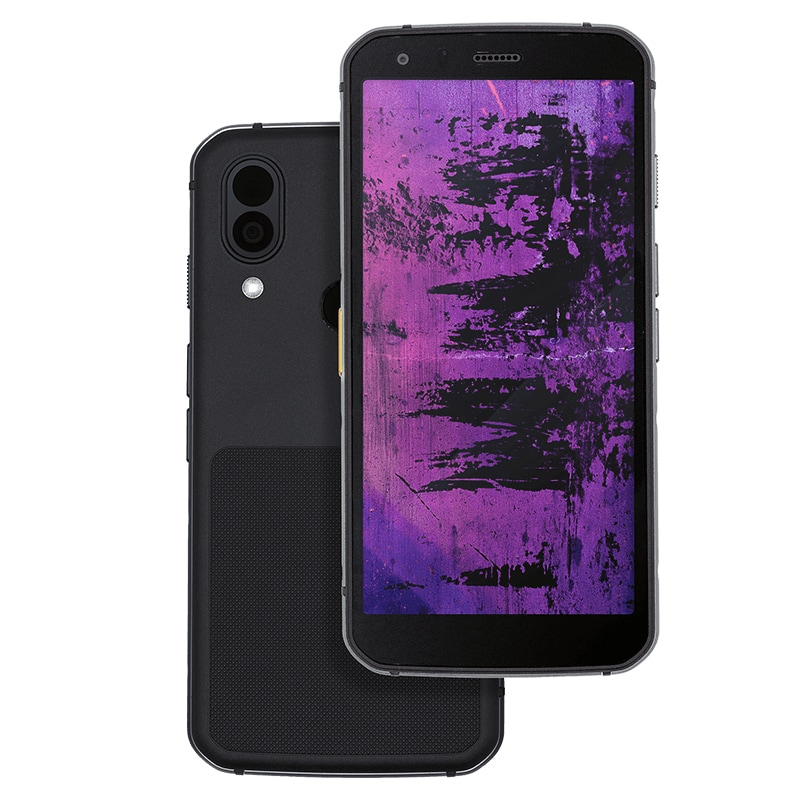 CAT S62 Pro 4G Smartphone 14,5 cm (5.7 Zoll) 128 GB 2,0 GHz Android 12 MP für 649,00 Euro
