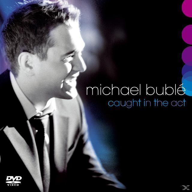 CAUGHT IN THE ACT (CD/DV) (Michael Bublé) für 14,99 Euro