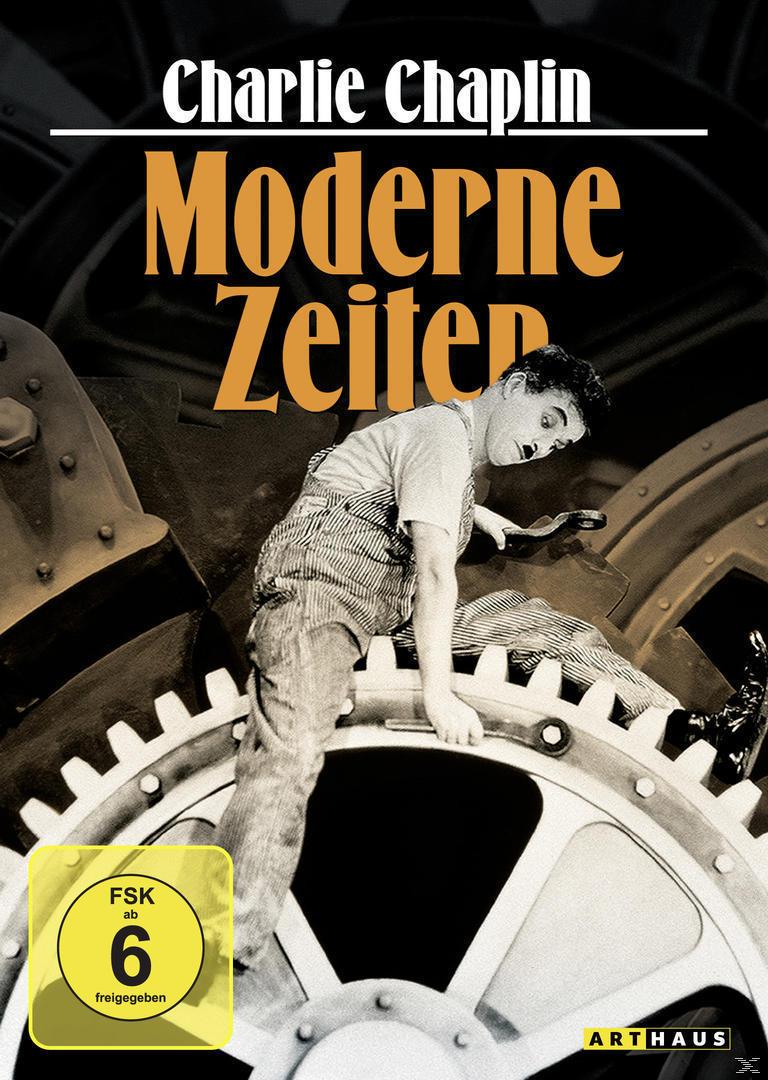 Charlie Chaplin - Moderne Zeiten (DVD) für 9,99 Euro