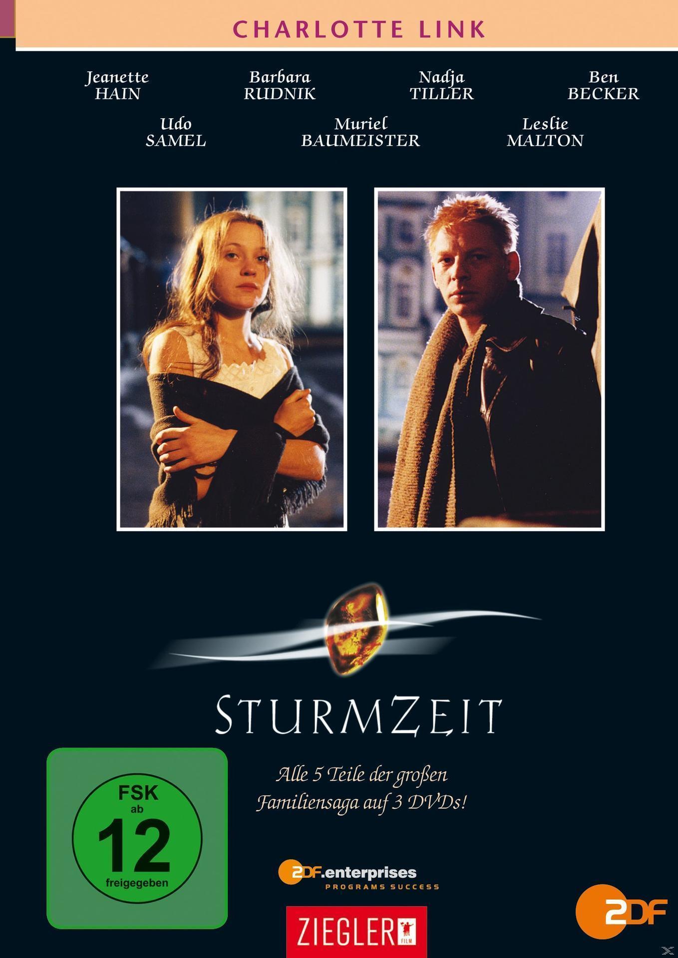 Charlotte Link - Sturmzeit (DVD) für 9,99 Euro