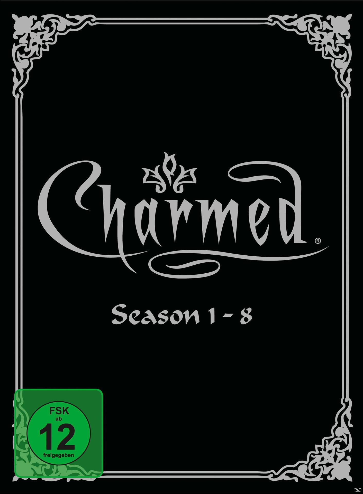 Charmed - Zauberhafte Hexen - Complete Box DVD-Box (DVD) für 99,00 Euro