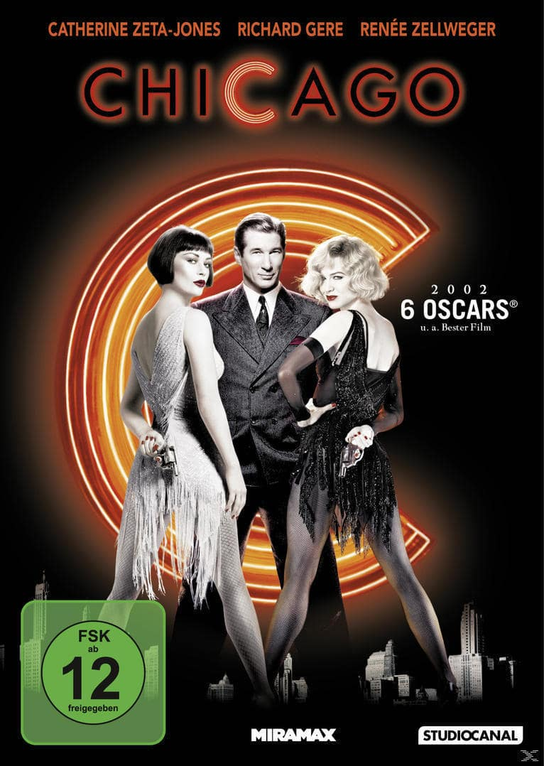 Chicago (DVD) für 6,99 Euro