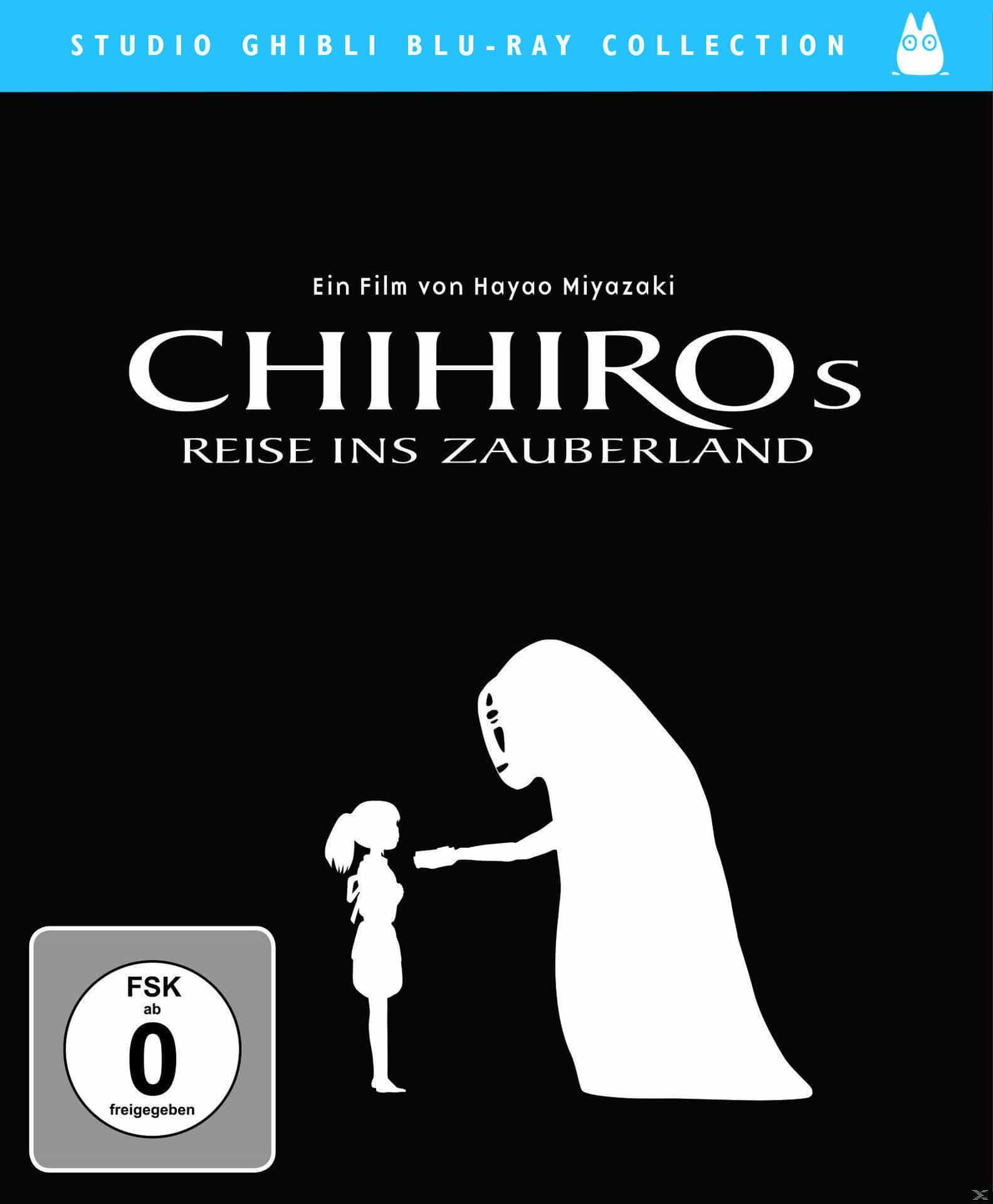 Chihiros Reise ins Zauberland (BLU-RAY) für 19,99 Euro