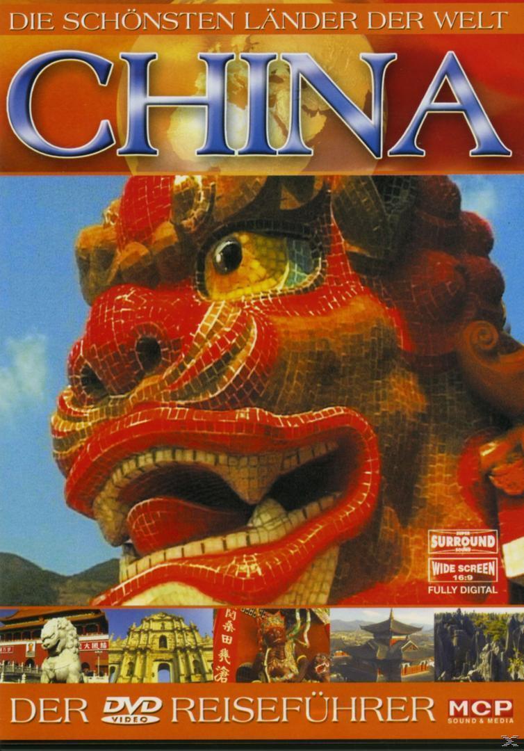 China - Die schönsten Länder der Welt (DVD) für 6,81 Euro