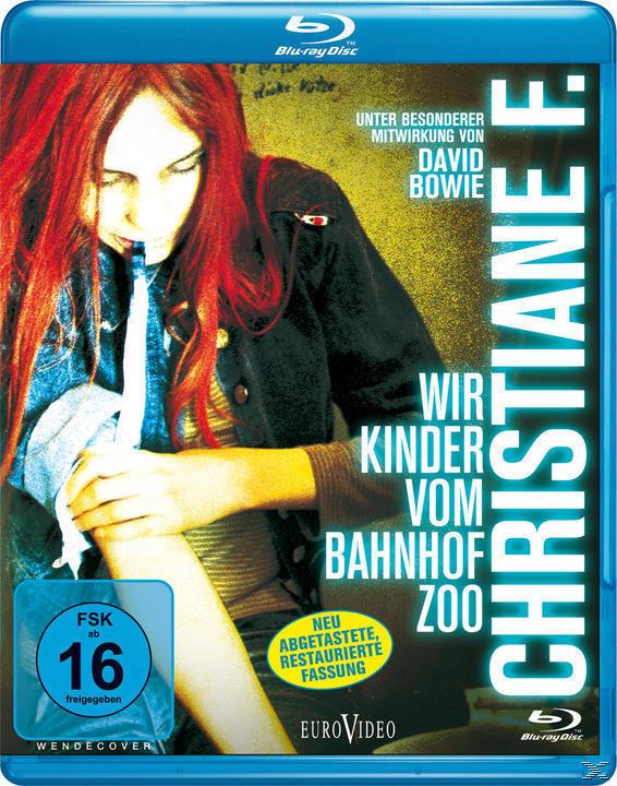 Christiane F. - Wir Kinder vom Bahnhof Zoo (BLU-RAY) für 9,99 Euro