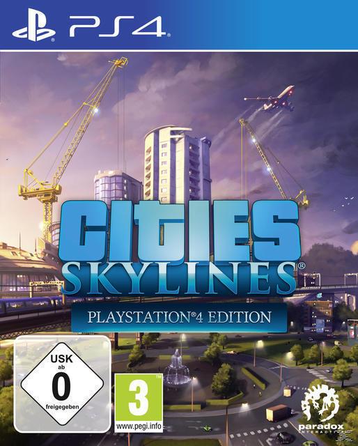 Cities: Skylines (PlayStation 4) für 29,99 Euro
