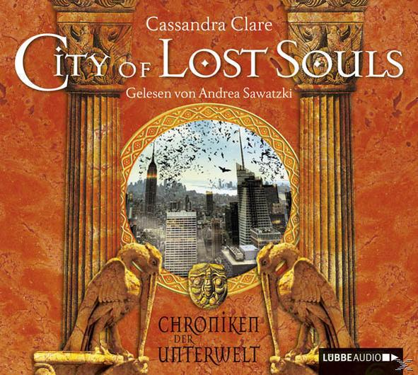 City of Lost Souls (CD(s)) für 18,99 Euro