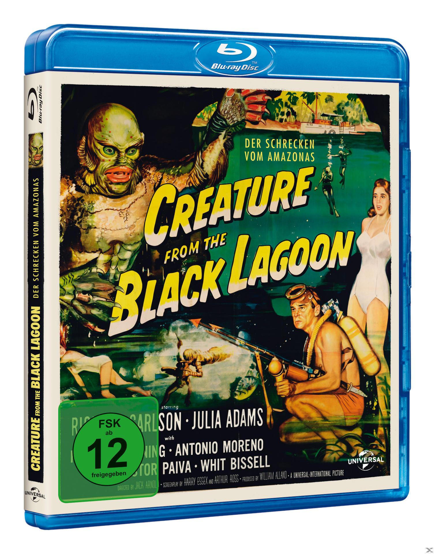 Classic Monster Collection: Der Schrecken vom Amazonas 3D-Edition (BLU-RAY 3D/2D) für 13,64 Euro