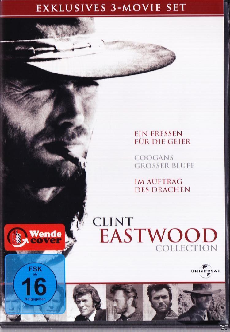 Clint Eastwood Box (DVD) für 8,99 Euro