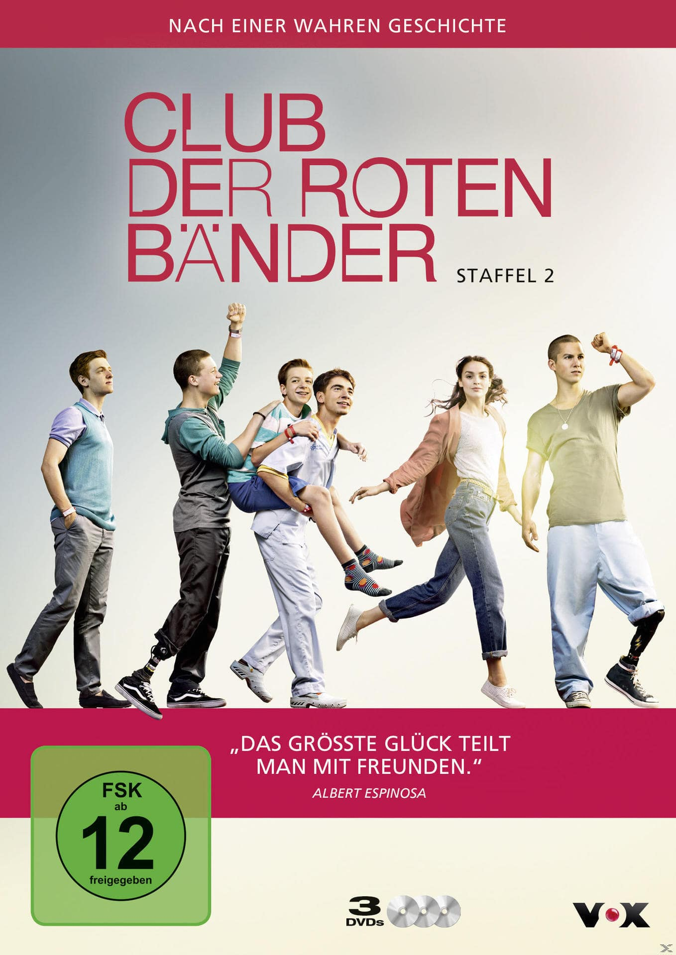 Club Der Roten Bänder Dvd Box