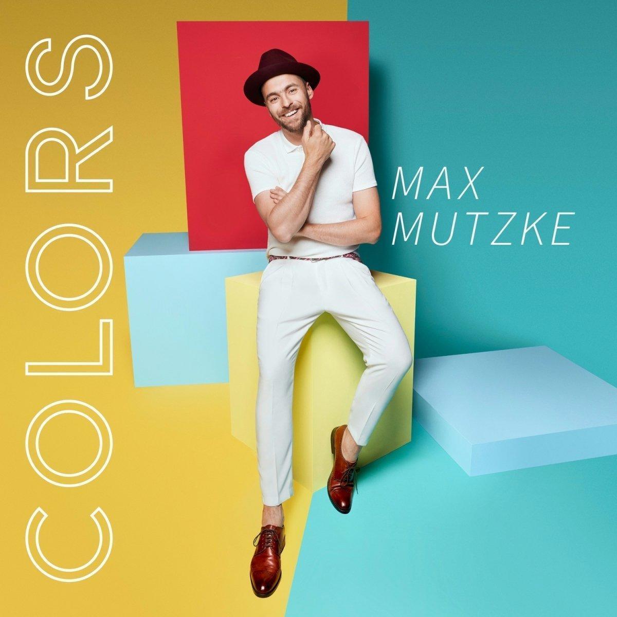 Colors (Max Mutzke) für 16,99 Euro