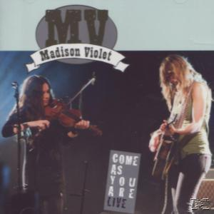 Come As You Are (Madison Violet) für 15,99 Euro