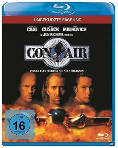 Con Air Ungekürzte Fassung (BLU-RAY) für 12,99 Euro