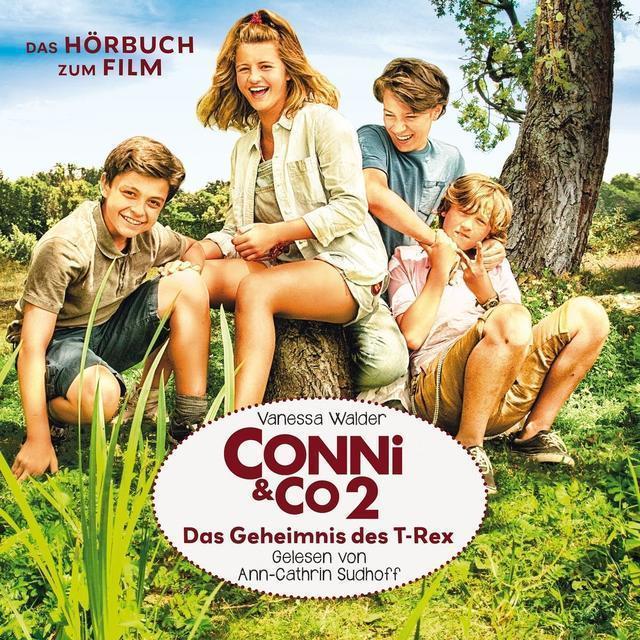 Conni & Co 2: Geheimnis des T-Rex  (CD(s)) für 8,49 Euro