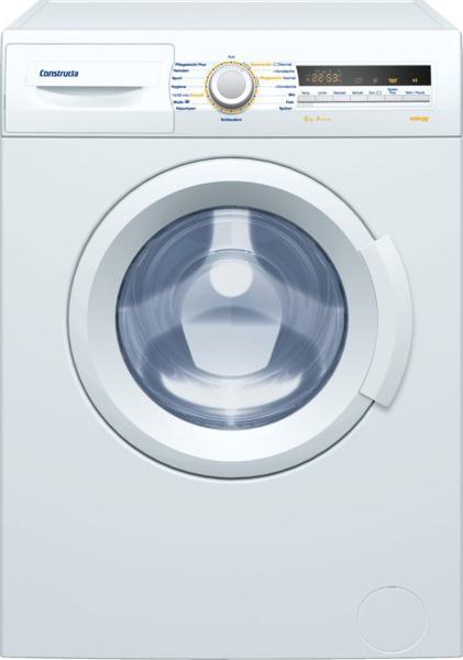 constructa cwf14b21 waschmaschine 6kg von expert technomarkt. Black Bedroom Furniture Sets. Home Design Ideas