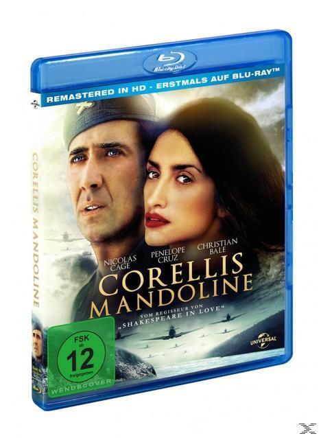 Corellis Mandoline (BLU-RAY) für 7,79 Euro