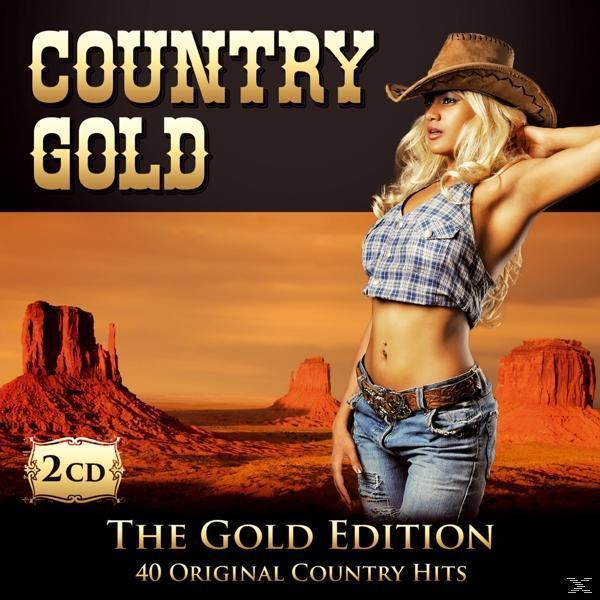 Country Gold-40 Orig.Country Hits (VARIOUS) für 7,99 Euro