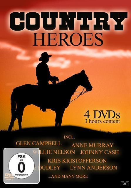 Country Heroes (VARIOUS) für 11,69 Euro