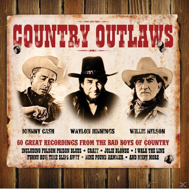 COUNTRY OUTLAWS (Johnny Cash) für 10,49 Euro