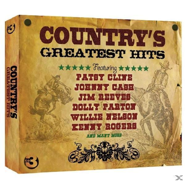 Country's Greatest Hits (VARIOUS) für 10,49 Euro