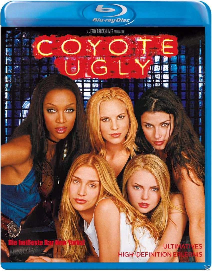 Coyote Ugly (BLU-RAY) für 9,99 Euro