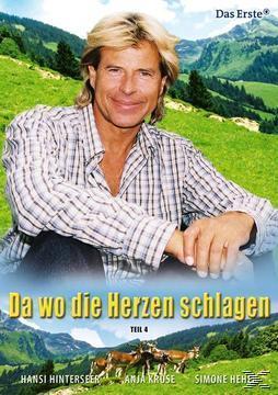 Da wo die Herzen schlagen (DVD) für 7,99 Euro