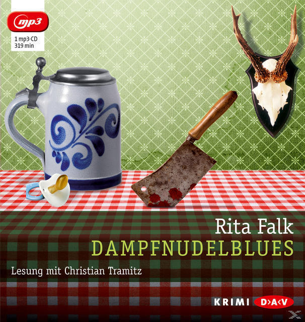Dampfnudelblues (MP3-CD(s)) für 9,49 Euro
