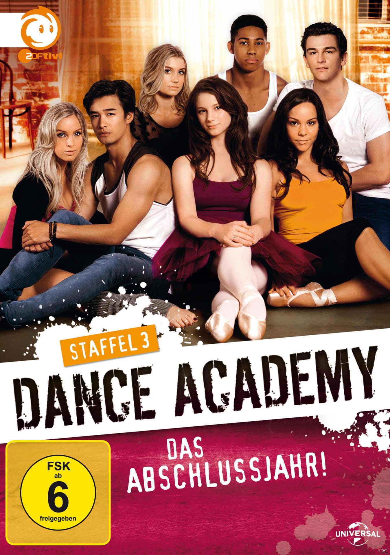 Dance Academy - Tanz deinen Traum! - Staffel 3 DVD-Box (DVD) für 14,99 Euro