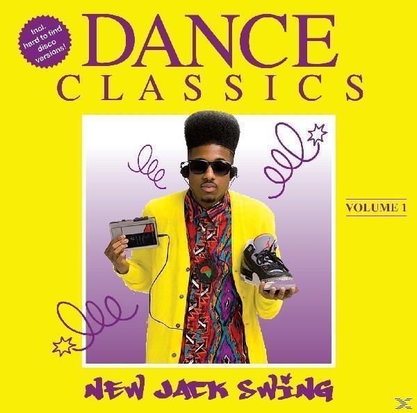 Dance Classics New Jack Swing Vol.1 (VARIOUS) für 16,99 Euro