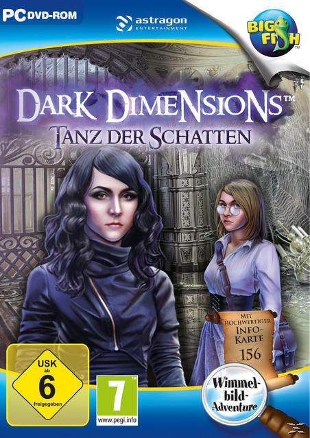 Dark Dimensions: Tanz der Schatten (PC) für 9,99 Euro