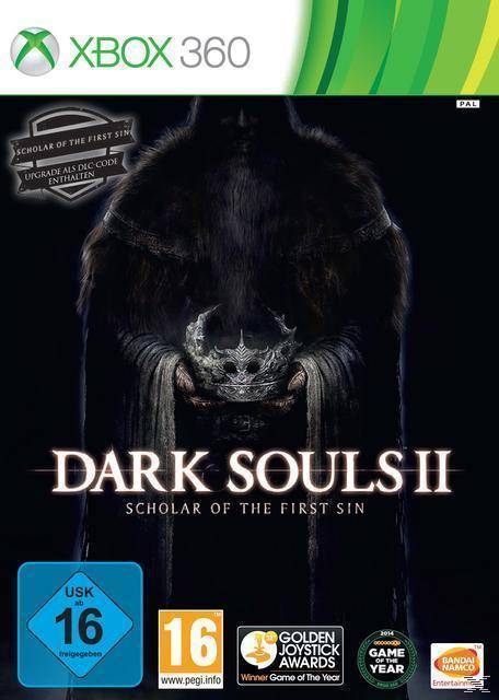 Dark Souls II: Scholar of the First Sin (XBox 360) für 39,99 Euro