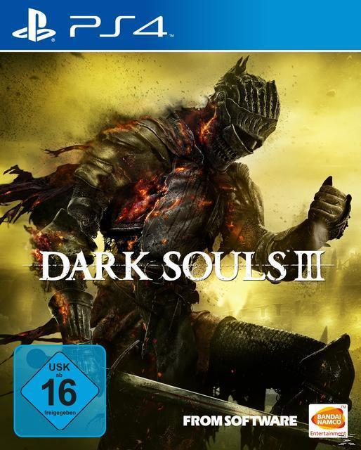 Dark Souls III (PlayStation 4) für 59,99 Euro