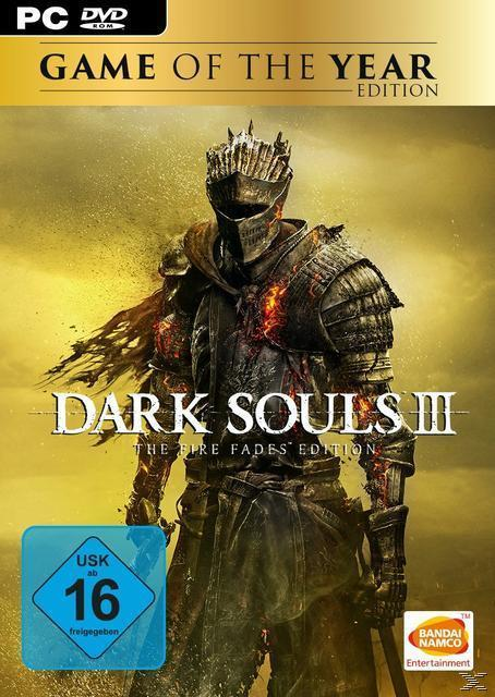 Dark Souls III - The Fire Fades Edition (PC) für 29,99 Euro