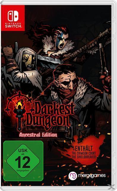 Darkest Dungeon: Ancestral Edition (Nintendo Switch) für 39,99 Euro