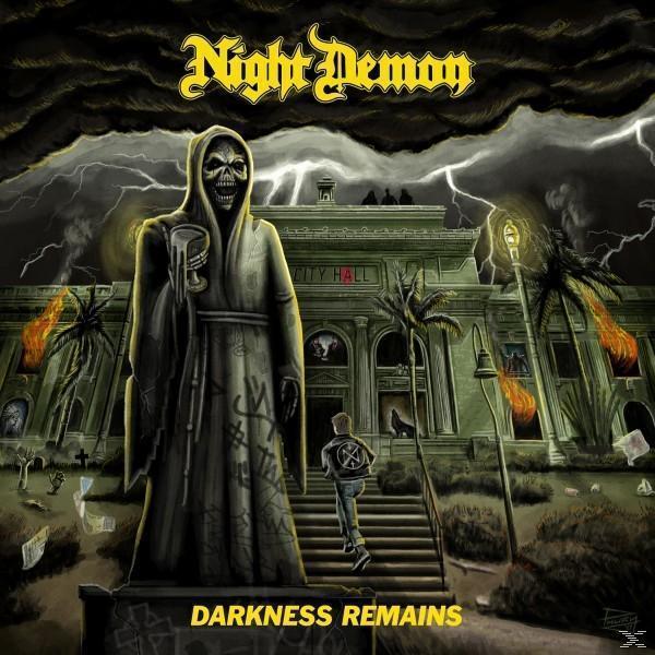 Darkness Remains (Night Demon) für 15,99 Euro