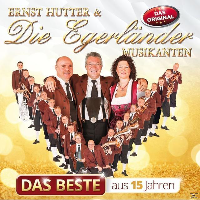 Das Beste Aus 15 Jahren (Ernst Hutter & Die Egerländer Musikanten) für 11,99 Euro