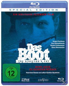 Das Boot Director's Cut (BLU-RAY) für 5,99 Euro