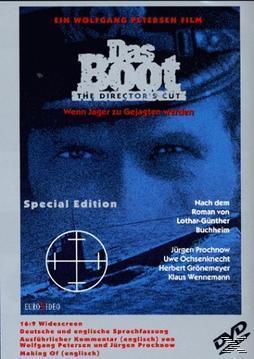 Das Boot (DVD) für 7,99 Euro