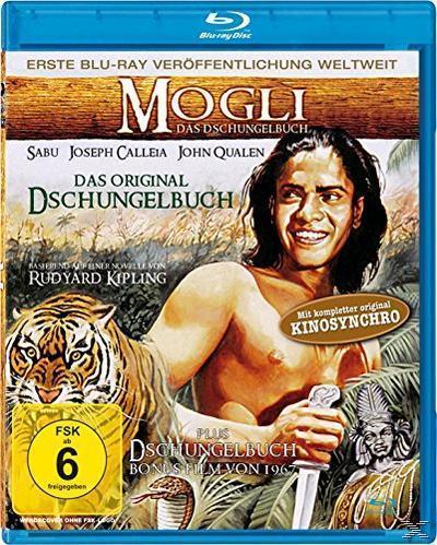 Das Dschungelbuch (BLU-RAY) für 9,99 Euro