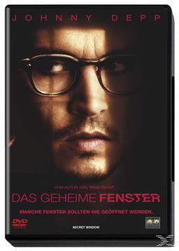 Das geheime Fenster (DVD) für 9,99 Euro