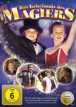 Das Geheimnis des Magiers (DVD) für 7,99 Euro