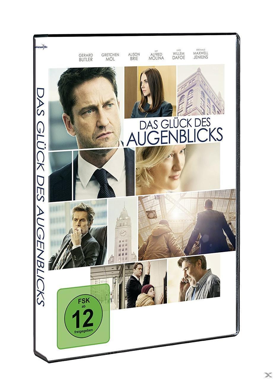 Das Glück des Augenblicks/ The Headhunter's Calling (DVD) für 12,99 Euro